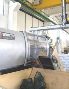 stampaggio materie plastiche conto terzi